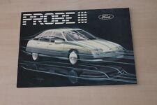 153501) Ford Probe III PROSPEKT 198?