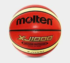 Molten Official Size 7 Durable Indoor Outdoor 29.5'' Xj1000 Pu Basketball New
