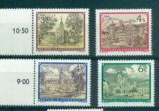 EGLISES & CHATEAUX - CHURCHES & CASTLES AUSTRIA 1984 Common Stamps