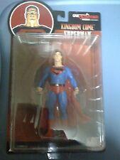 DC Direct Kingdom Come Alex Ross Superman Figure NEW FREE SHIP US