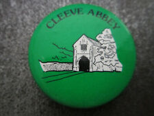 Cleeve Abbey Pin Badge Button (L14B)