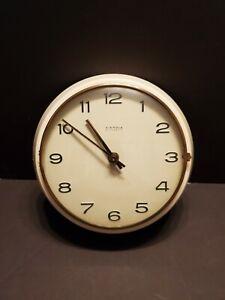 """Vintage KIENZLE Automatic Mid Century 8"""" Wall Clock"""
