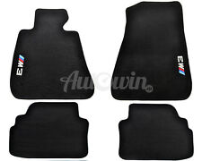 BMW M3 Series E92 E92LCI Floor mats With M3 Emblem LHD Side Clips