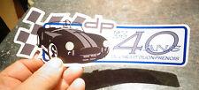 Autocollant 40 ans du Circuit DIJON-PRENOIS 1972.2012 A.C.Cobra ?