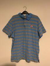 nike blue polo shirt Size xxl used 💙💙
