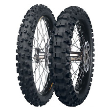Coppia gomme pneumatici Dunlop Geomax MX52 80/100-21 51M 100/90-19 57M