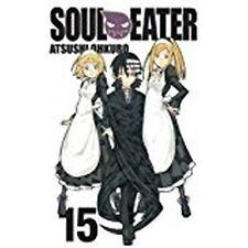 SOUL EATER ATSUSHI OHKUBO VOL 15  #smay17-116