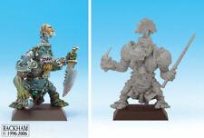 Rare Confrontation Rackham Orcs of Bran O Kor -  Orc Raptor Scouts