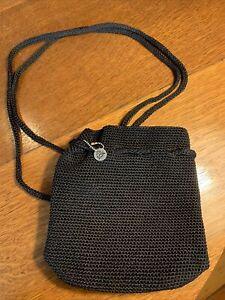 The Sak Small Black Backpack Satchel