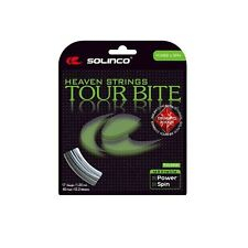 Solinco Tour Bite Diamond Rough Tennis Heaven Strings Spin Power Silver 17 Size
