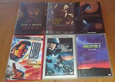 6 DVD für Erwachsene - Science Fiction / Horror / Action - teils *NEU & OVP*
