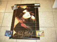 Paula Abdul Poster 1991 Vintage Licensed Winterland Rock Express