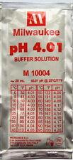 Milwaukee pH Eichlösung 20ml (9,95€/100ml) pH4 Kalibrierlösung Neu&Ovp