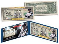DALE EARNHARDT #3 NASCAR Genuine Legal Tender US $1 Bill *OFFICIALLY LICENSED*