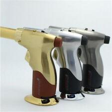 Jobon Welding Adjustable Torch Flame Spray Gun Refill Butane Cigar Jet Lighter