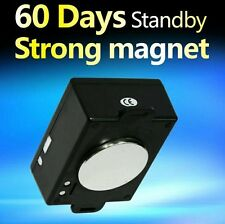 Magnetic GPS Tracker with 5,200mAh Battery and Free Fleet Management Software