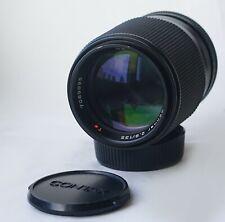 Carl Zeiss Sonnar f/2.8 135mm T* Lens MMJ Contax C/Y mount
