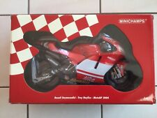 1:6 Minichamps Ducati Desmosedici Troy Bayliss 2004 Team Marlboro MEGA RARE NEW