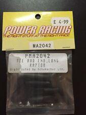 Schumacher Racing PMA2042 Tie End Rod Long Raptor