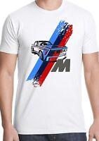 bmw e30 t-shirt 3 series M3 m power csl 3.0 80s m5 m6 m4 m2 retro straight six