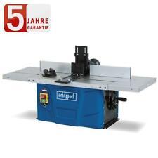 Scheppach Tischfräsmaschine HF50, kompakt, 1500W, bis max.40mm Spindelhöhe