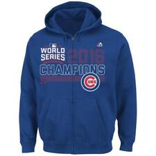 2eba90fb5c Chicago Cubs Majestic Mens 2016 World Series Champions Fierce Favorite  Hoodie XL