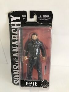 """sons of anarchy mezco Toyz Opie 6"""" Figure sealed Boxed RARE 2014"""