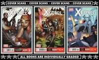 X-Force #2 3 & 4 (2014) Marvel NOW! 3-Issue Comic Lot | DEADPOOL 2 CABLE (VF-NM)