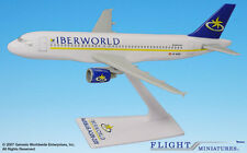 Flight Miniatures Iberworld Airbus A320-200 1:200 Scale New Display Model