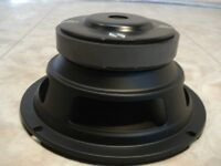 "NEW 6.5"" Subwoofer Replacement Speaker.6-1/2"".Home Audio.8 ohm.Bass Woofer.6.5in"