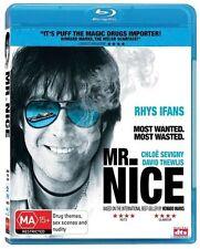 Mr. Nice (Blu-ray, 2011) Brand New & Sealed  - Free Postage Australia (Box D1)