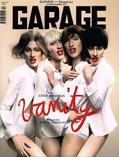 GARAGE #4 S/S 2013 Cindy Sherman ANTONINA VASYLCHENKO Aimee Mullins SSION @NEW@