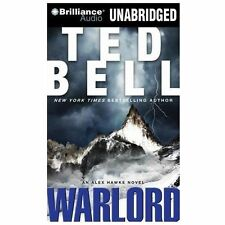 WARLORD unabridged audio book on CD by TED BELL - Brand New - 14 CDs / 17 Hours