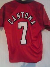 Manchester United Cantona 1996-1998 Home Football Shirt Adult Medium /40960