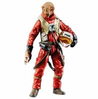 STAR WARS BLACK Series 6 Inch Figure X WING PILOT ASTY TAKARA TOMY from Japan Se