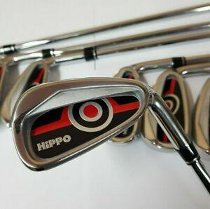 HIPPO H400 MENS RH IRON SET 4-PW KBS MAX 75G GRAPHITE SHAFT BRAND NEW