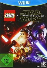 Nintendo Wii U Game Lego Star Wars Das Erwachen Der Macht Ger Boxed