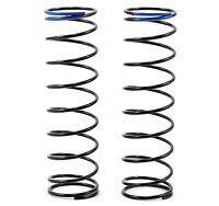 HB Racing D817 83mm Rear Big Bore Shock Springs Blue - 109814 D815 D8T Tessmann