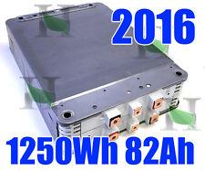 82Ah 1250Wh Lithium Li-Ion Golf Cart Pack Battery Module EV NISSAN Leaf  16V 48V