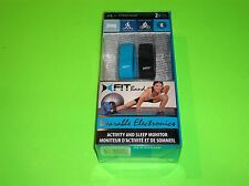 XTREME FIT BAND ACTIVITY AND SLEEP MONITOR BLUETOOTH IPHONE 4 5 6 7 SAMSUNG BIT