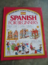 Spanish for Beginners By Angela Wilkes Passport's Language Guides