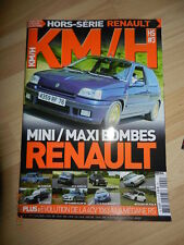 magazine KM/H hors-serie N° 3 RENAULT sportive 2011