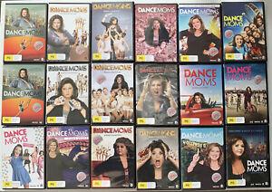 DANCE MOMS - Complete Seasons 1-6 & Dance Moms Down Under & Super Fan Take Over