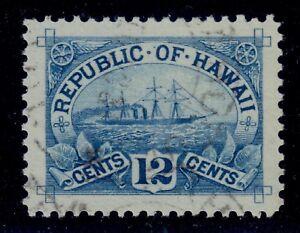 Scott Hawaii 78 Used Premium Example PSE Certificate Sup 98