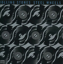 ROLLING STONES Steel Wheels (Original 1989 U.S. 12 Track CD)