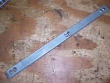 1958 Chevrolet Belair 4 door sedan door window regulator track guide front