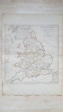 Britanniae Antiquae Horsley Laurie & Whittle 1794 Roman Britain