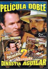 El Tonto Que Hacia Milagros / El Hombre De Hierro, BRAND NEW SEALED DVD (2008)