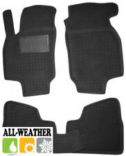 All Weather Floor Liner Velour Carmats Rubber Backing Fit Opel Astra G 1998-2004