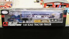 DCP #30790 EAGLE CORP INTERNAL PROMO IH 9400 semi day cab truck & trailer 1:64/